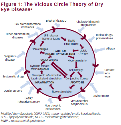 Severe Dry Eye Disease – Facing the Treatment Challenges