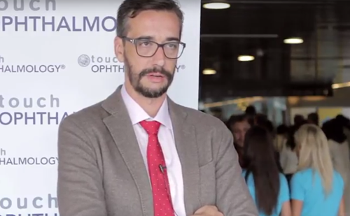 EURETINA 2017 – Roberto Gallego-Pinazo Interview