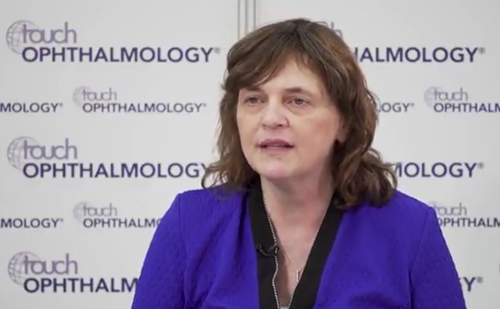 Irina Barequet, ISOPT 2018 – Treatment challenges in keratitis