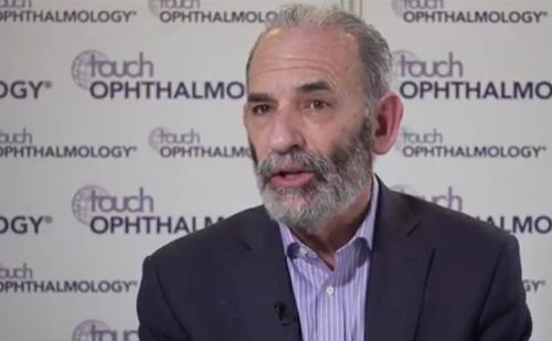 Baruch Kuppermann, ISOPT 2018 – Challenges in the treatment of dry AMD