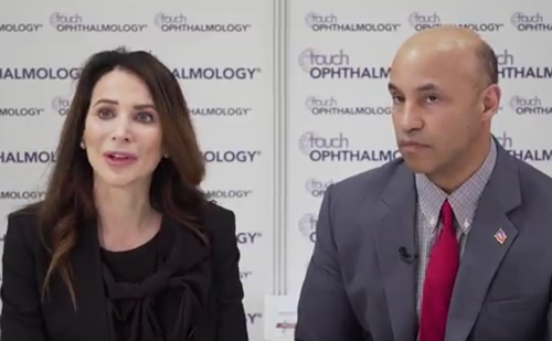 Rolando & Melissa Toyos, ISOPT 2018 – IPL therapy and PRP eye drops for dry eye disease
