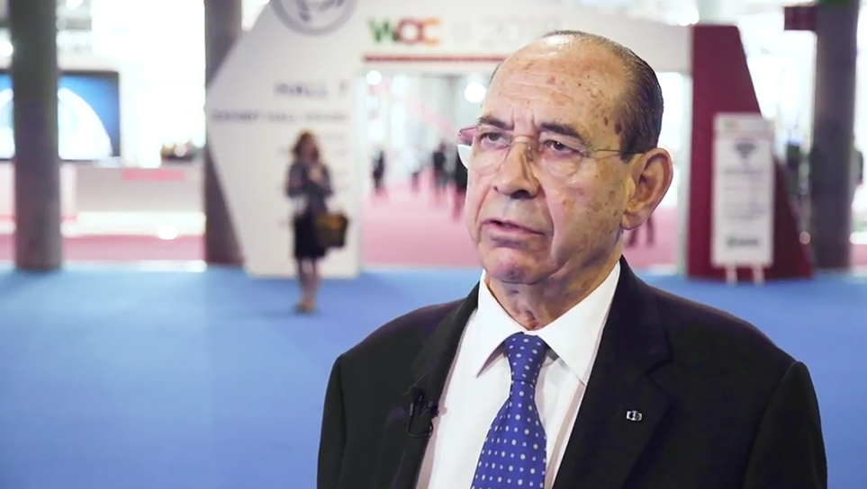 José Cunha-Vaz, WOC 2018 – Challenges and Recent Developments in DME