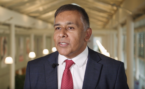 Sunil Shah, ESCRS 2018 – The Khmer Sight Foundation