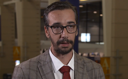 Roberto Gallego-Pinazo, AAO 2018 – Imaging modalities for neovascular AMD