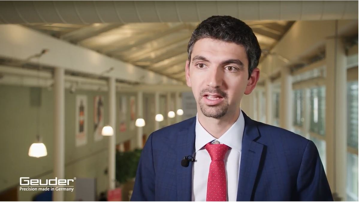 Alain Saad, ESCRS 2018 – Developments In Corneal Transplant Surgery