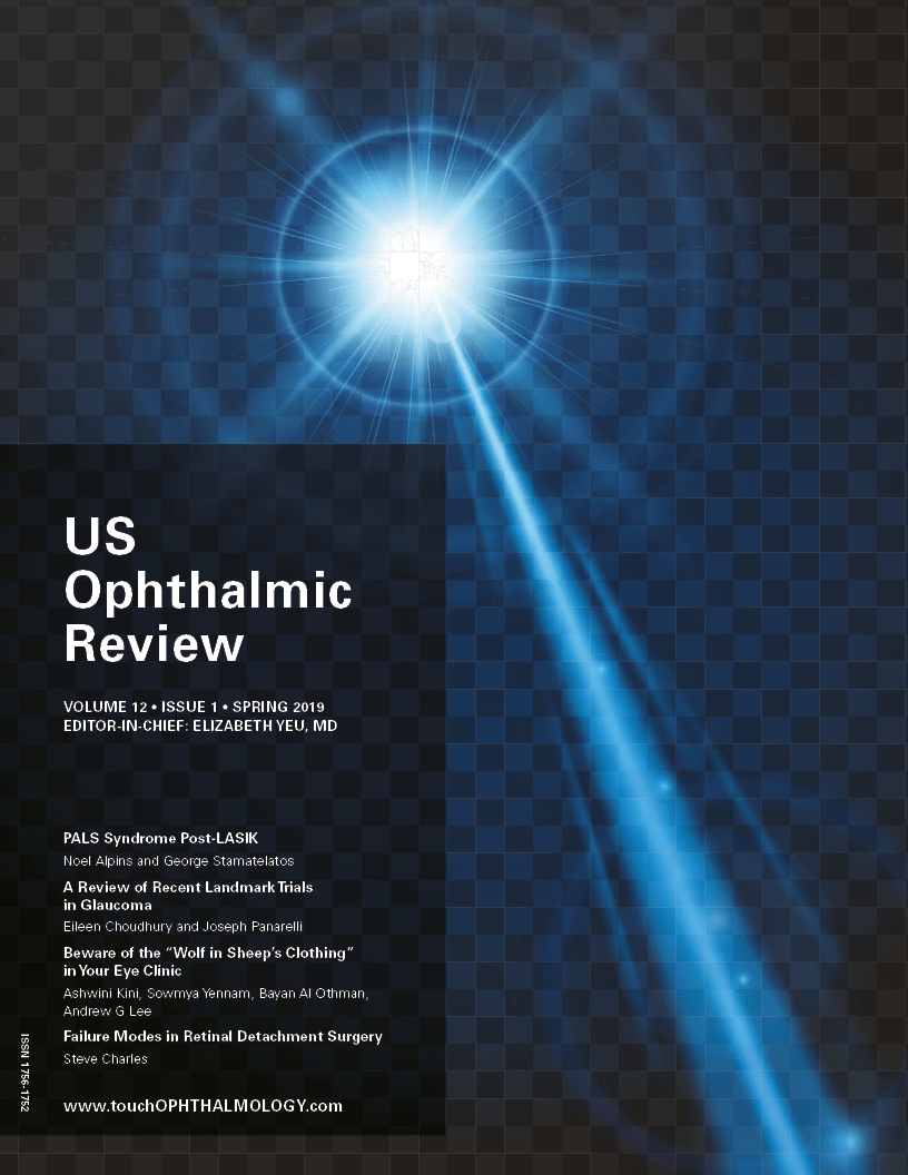 US Ophth Cover 15.1