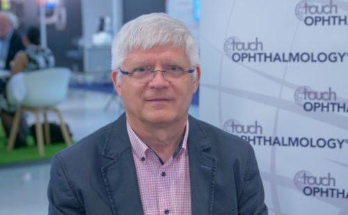 Janos Nemeth, SOE 2019 – Blindness prevention and vision rehabilitation in Europe
