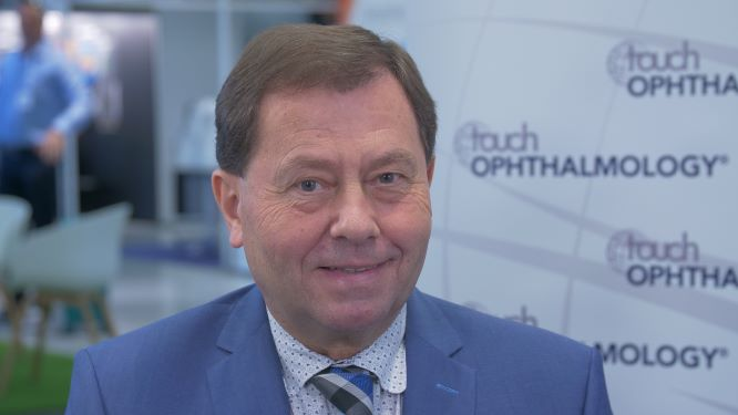 Pavel Rozsival, SOE 2019 – Updates in Cataract Surgery