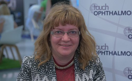Christina Vidinova, SOE 2019 – New trends in the diagnosis and treatment of AMD