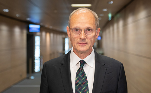 Jost Jonas, EURETINA 2019 – A message to young ophthalmologists