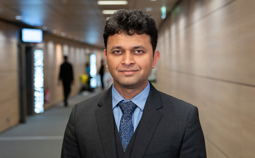 Aditya Sudhalkar, EURETINA 2019 – Latest research on the use of intravitreal steroids in DME
